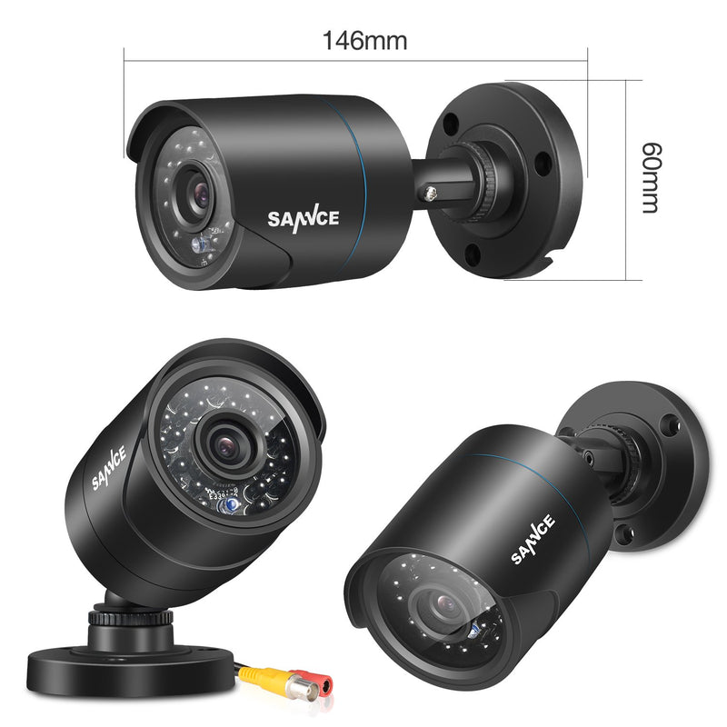 800TVL Security CCTV Bullet camera