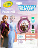 Crayola Frozen 2 Gooey Fun Art Set Glitter Slime Supplies - thestationerycompany.pk