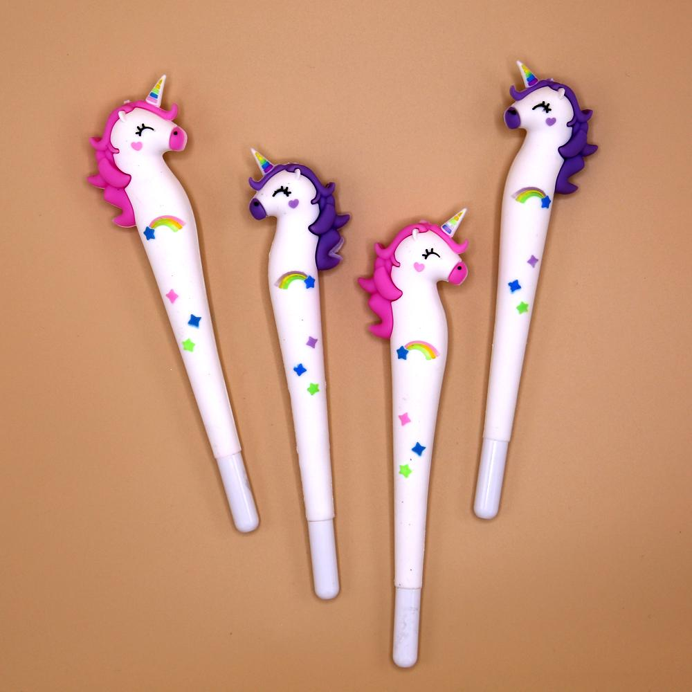 Unicorn Gel Pen - thestationerycompany.pk
