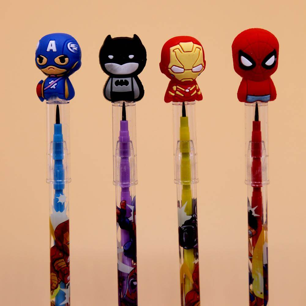 Super Hero Billet Pencil