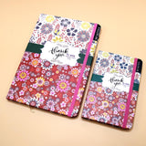 Thank You Journal Notebook Red - thestationerycompany.pk