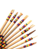 Reed Qalam Pen Calligraphy Set Of 9 Piece - thestationerycompany.pk