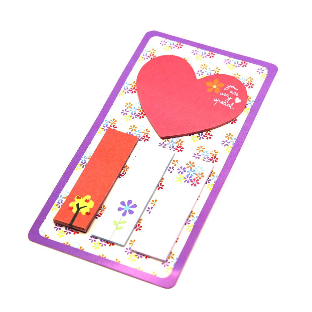 Fancy Sticky Notes YSD2015 - thestationerycompany.pk