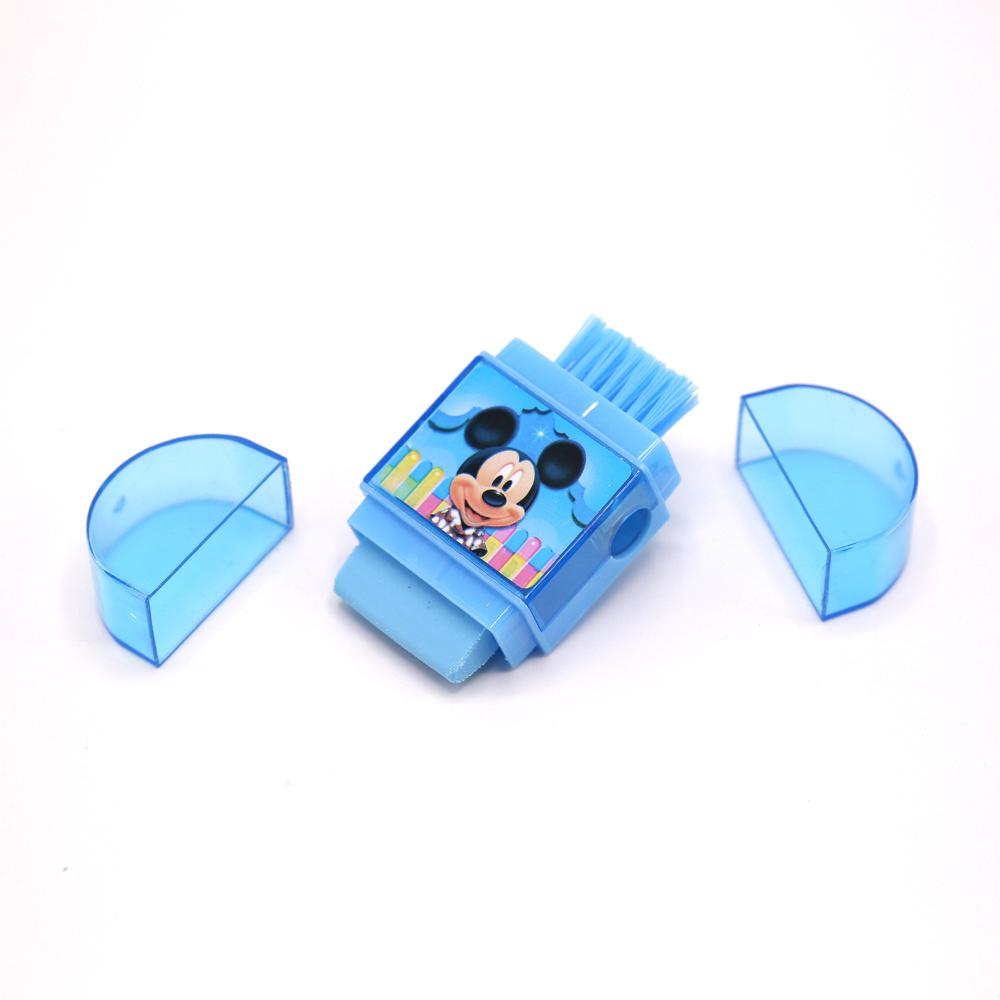 Cartoon Character Sharpener With Eraser - thestationerycompany.pk