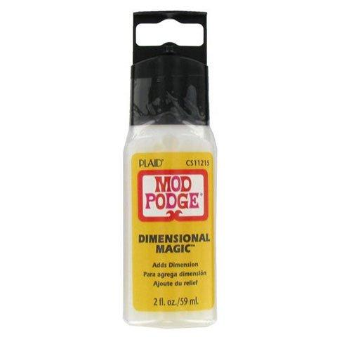 Mod Podge Dimensional Magic Clear 59ml Carded - thestationerycompany.pk