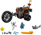 LEPIN Heavy Metal Motorcycle Iron Beard Set Blocks - thestationerycompany.pk