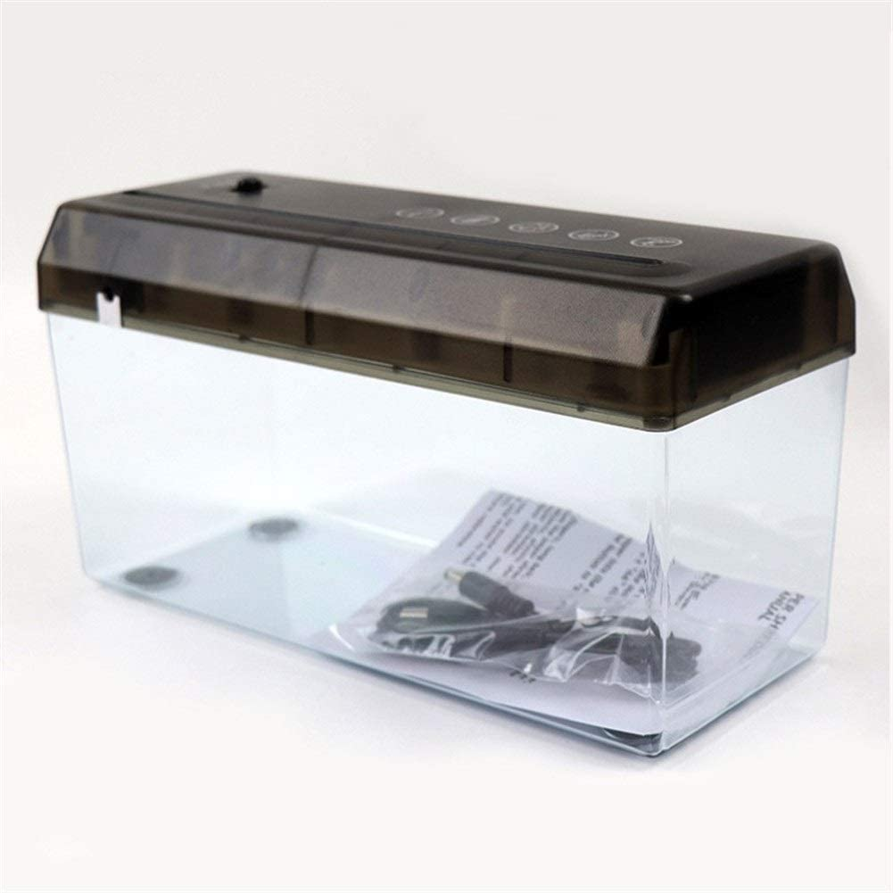 USB Electric Creative Desktop Paper Shredder - thestationerycompany.pk