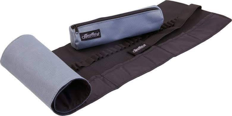 Cretacolor Pencil Roll Up Case - thestationerycompany.pk