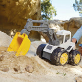 Little Tikes Dirt Diggers 2-in-1 Haulers Excavator Yellow - thestationerycompany.pk