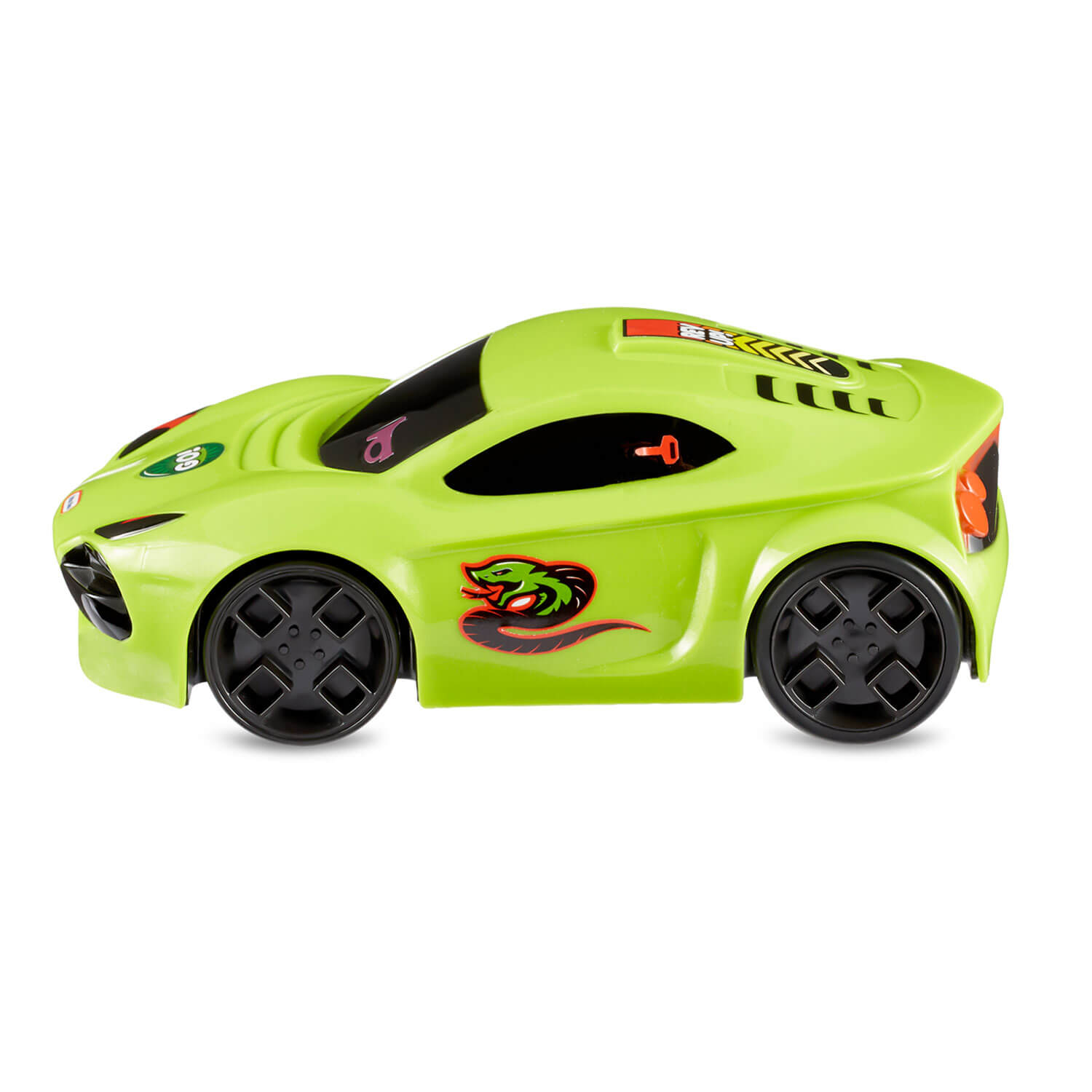 Little Tikes Touch N Go Racers Green Speedster