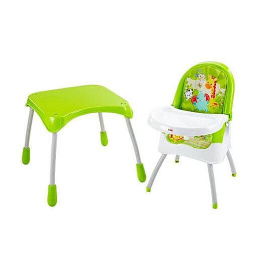 Fisher Price 4-In-1 High Chair - thestationerycompany.pk