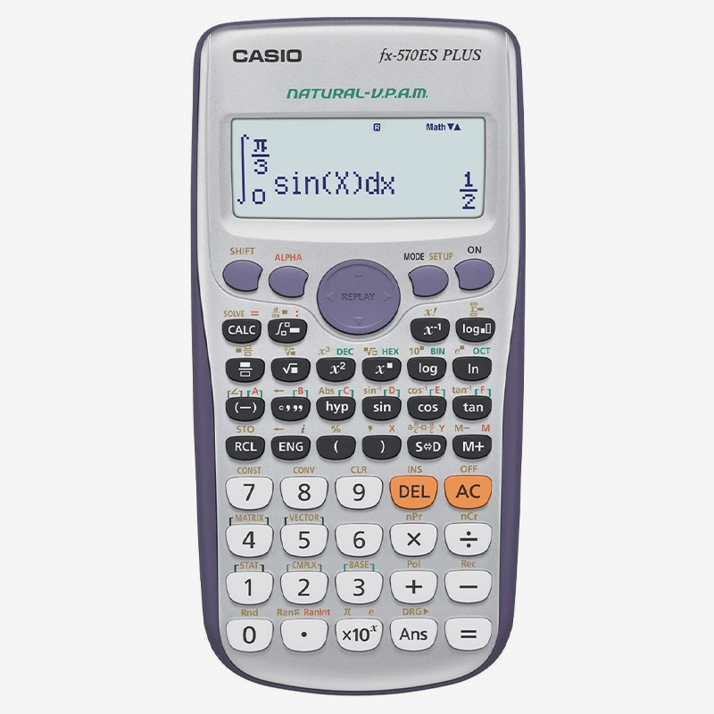 Casio Calculator 570 ES - thestationerycompany.pk