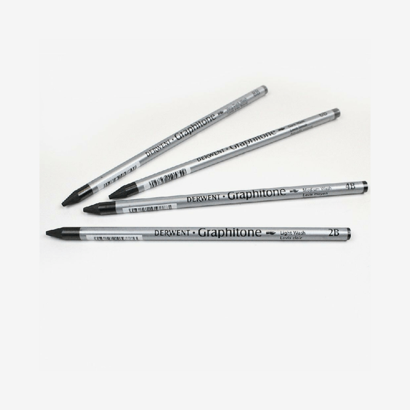 Derwent Graphite Tone 8B Box Of 12 - thestationerycompany.pk