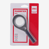 Deli Magnifier Glass 50mm E9092 - thestationerycompany.pk