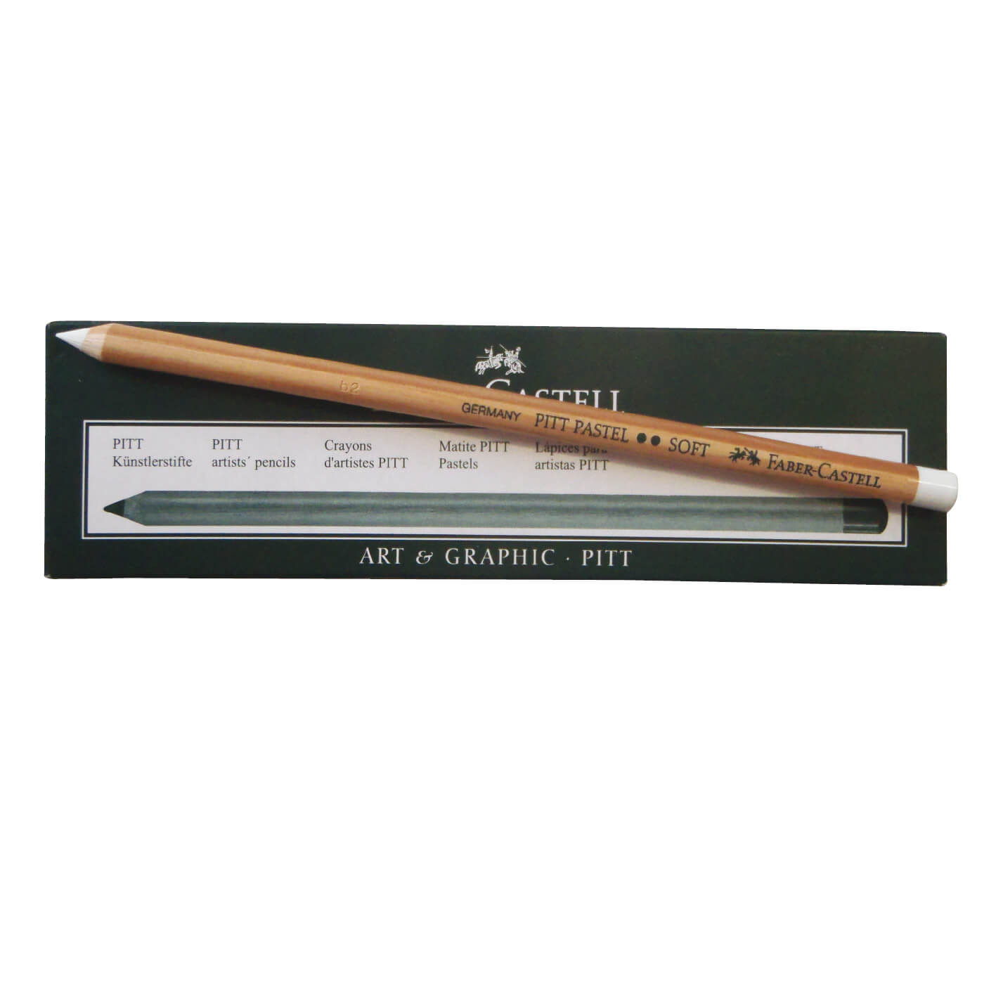 Faber Castell Pitt Drawing Pencil Single Piece