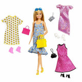 Barbie Doll & Fashions with Accessories - thestationerycompany.pk