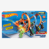 Hot Wheels ACTION TRACK SET