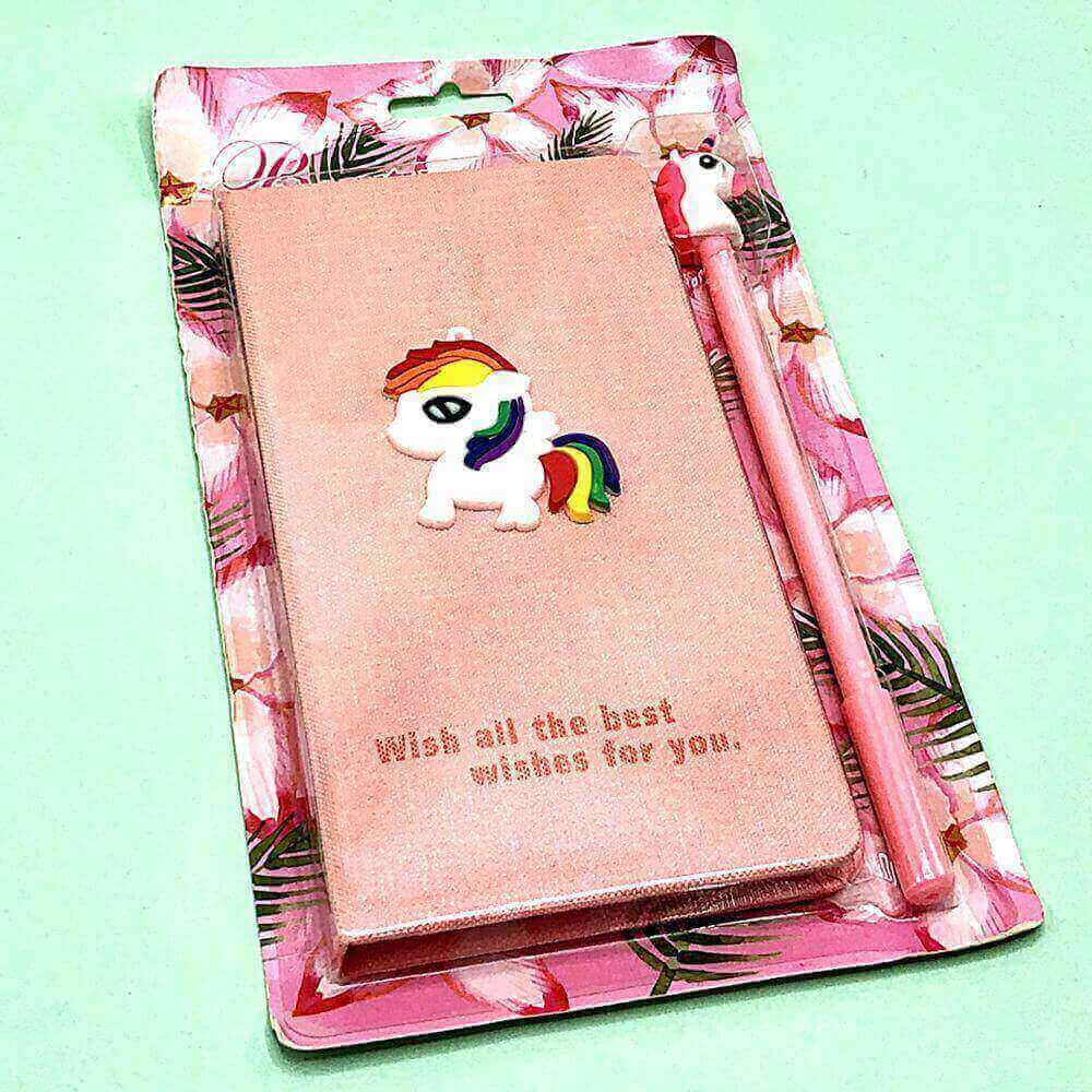 Packed Rainbow Baby Unicorn Wish All The Best Journals