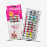 Keep Smiling Watercolor Paints Pack Of 12