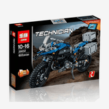 LEPIN Technic BMW R 1200 GS Adventure Building Blocks - thestationerycompany.pk