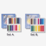Sakura Nouvel Carre Pastels Colour Set Of 24