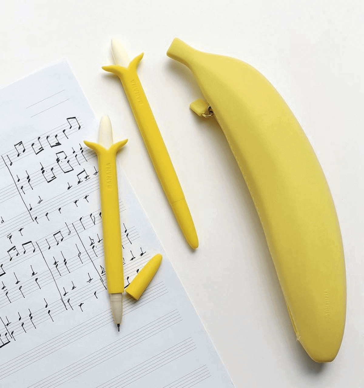 Banana Gel Pen
