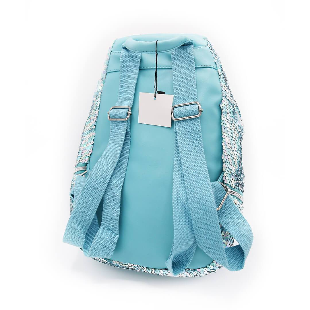 Blue Backpack For Girls - thestationerycompany.pk