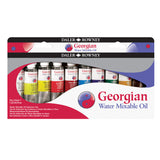 Georgian Water Mixable Oil Paints Set 10Pcs - thestationerycompany.pk