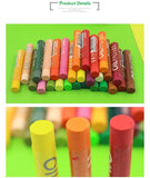Mungyo Oil Pastels Color Pack Of 12 Pieces - thestationerycompany.pk