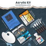Professional Acrylic Painting Kit