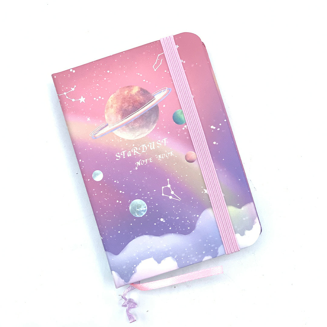 Stardust Hardcover Journal Notebook