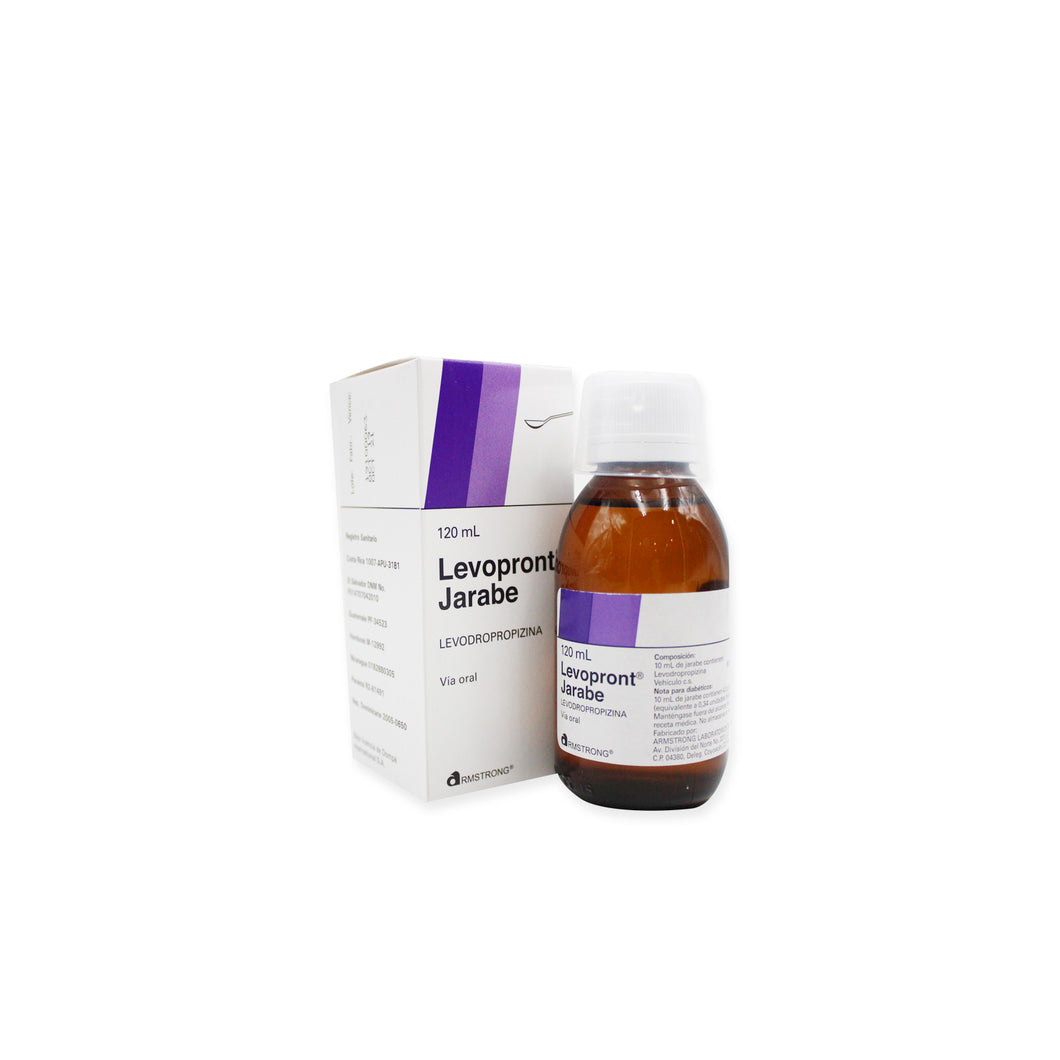 LEVOPRONT 120 ML (CBX)