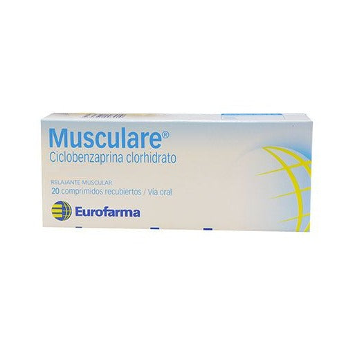 MUSCULARE 5MG (CBX)