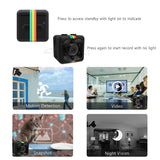 Mini Camera 1080P HD Sport DVR-Smart Product Sales
