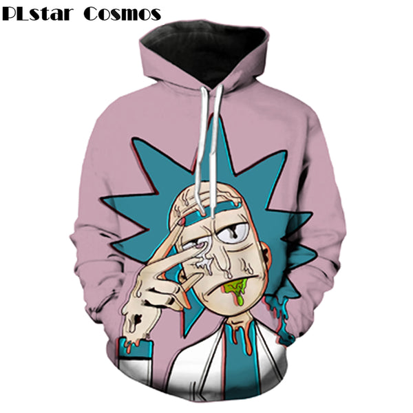 Rick and Morty sweatshirts