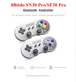 Pro Wireless Controller for Windows Android macOS Steam Nintendo Switch
