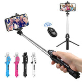 Wireless Bluetooth Selfie Stick-Smart Product Sales