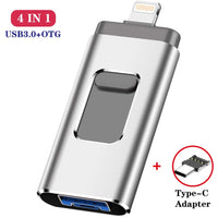 Metal OTG Usb Flash Drive-Smart Product Sales