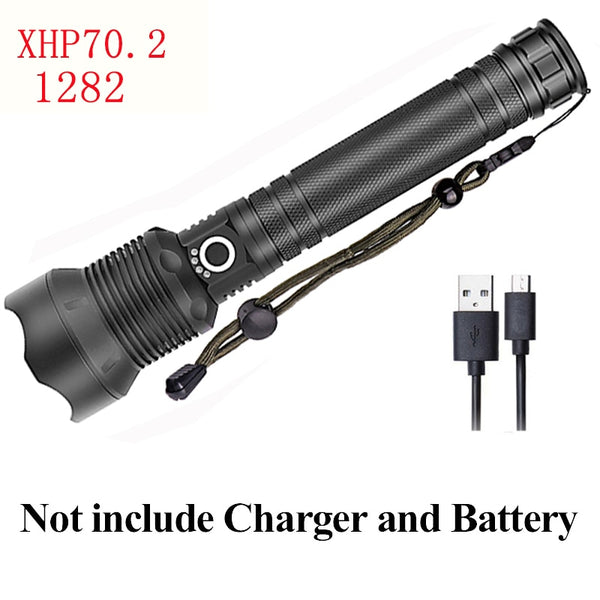 Rechargeable Powerful Led Flashlight-Smart Product Sales
