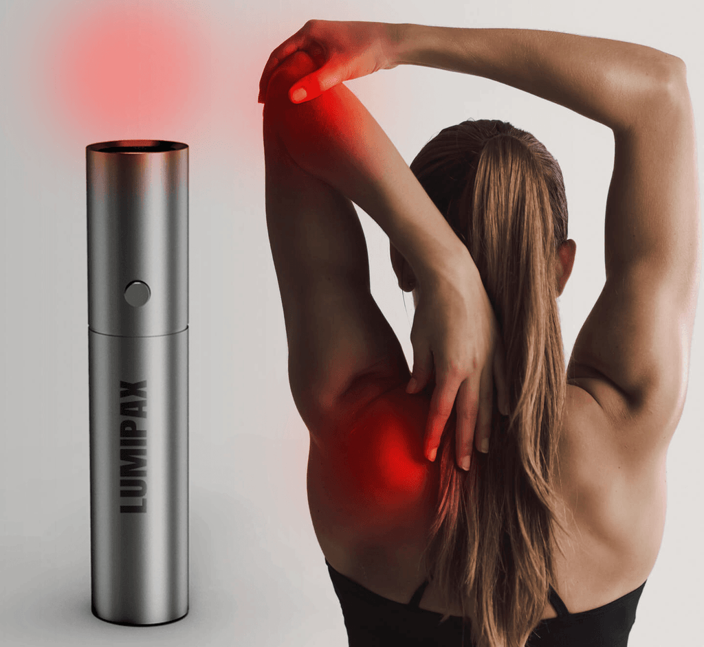 LUMIPAX™ Portable Rapid Muscle & Joint Pain Relief Device
