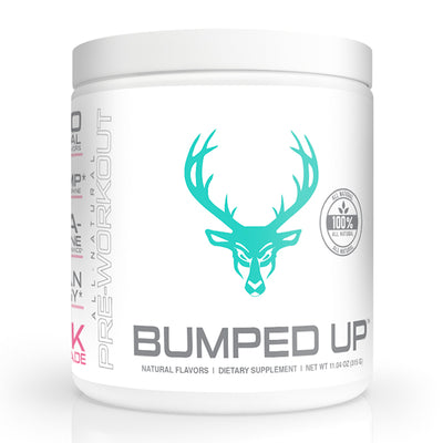 Bumped Up Pre-Workout for Women