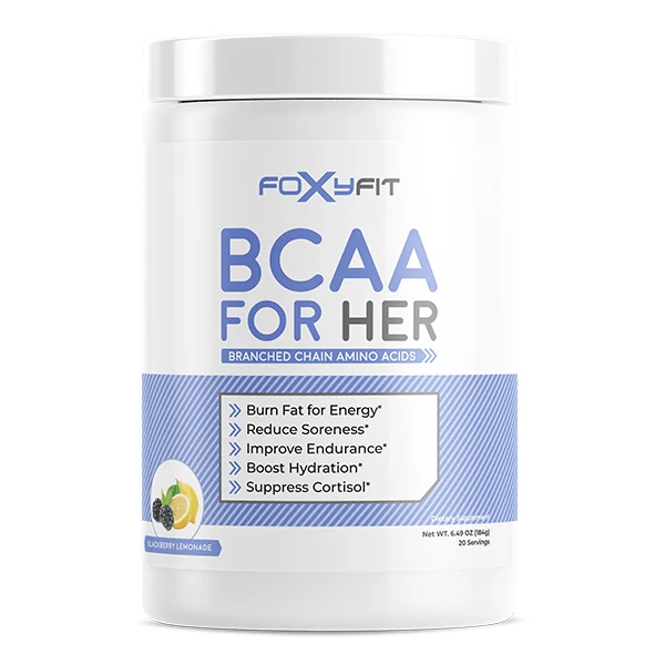 Foxy Fit BCAA For Her
