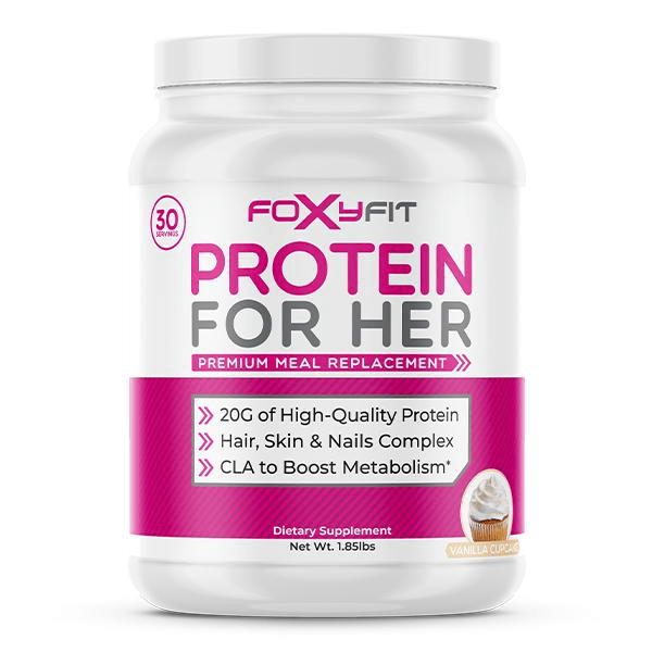 Foxy Fit Protein For Her