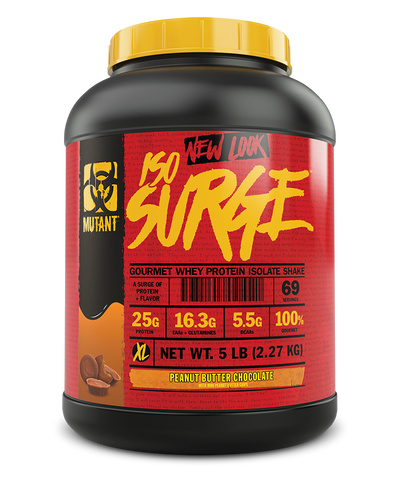 Mutant Iso Surge Whey Protein Isolate 5lbs