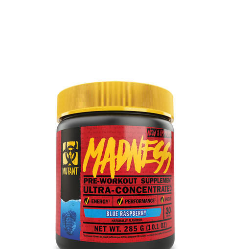 Mutant Madness Pre-Workout