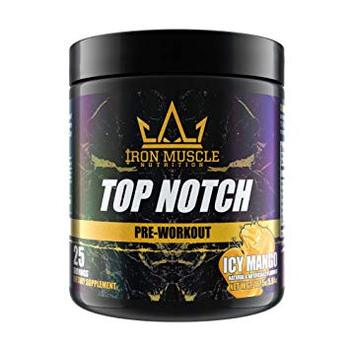 Iron Muscle Nutrition Top Notch Pre-Workout