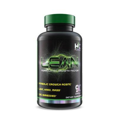 Hardcore Platinum LEAN Formulated Growth Factor