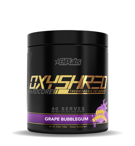 EHP Labs OxyShred Hardcore Thermogenic Fat Burner