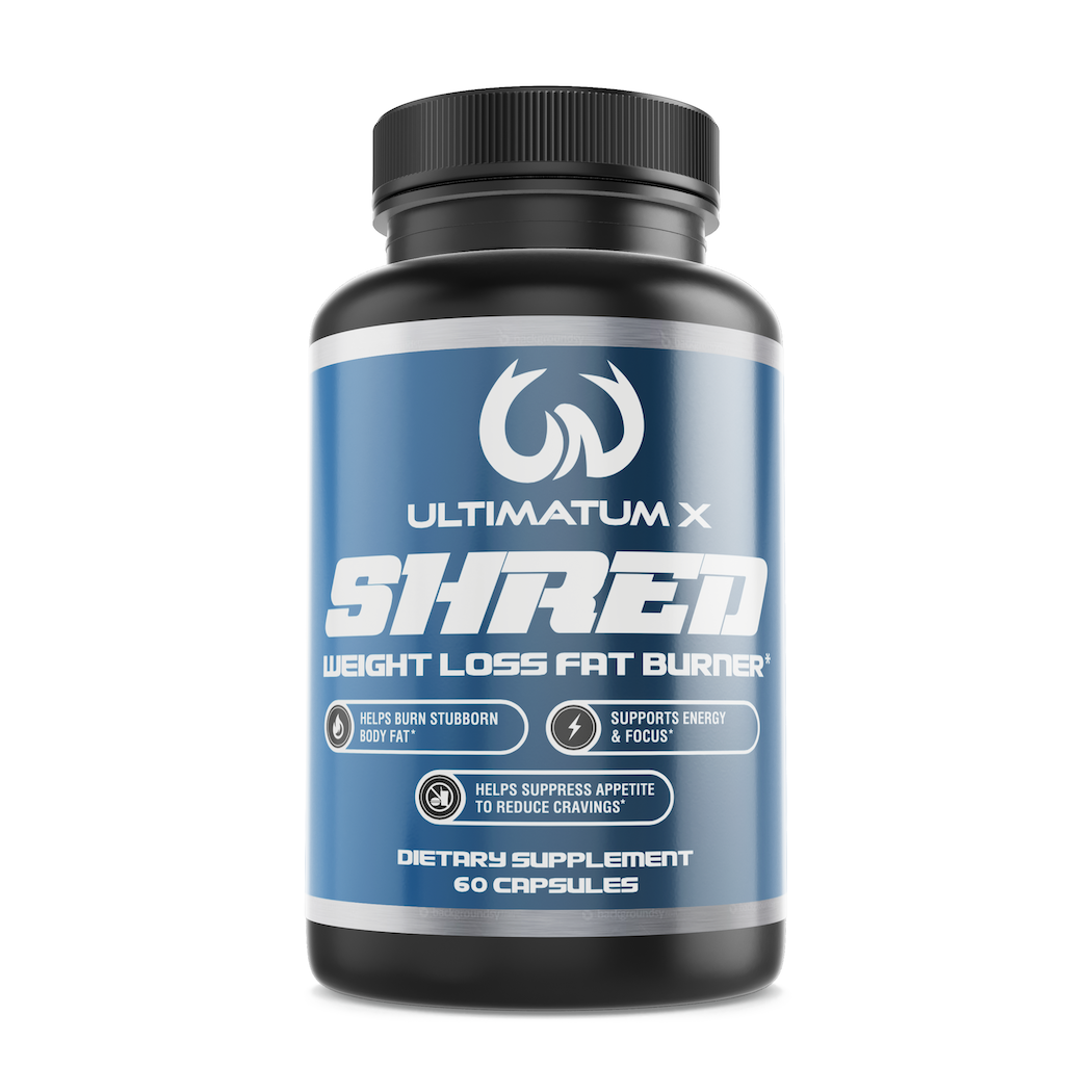 ULTIMATUM X SHRED FAT BURNER