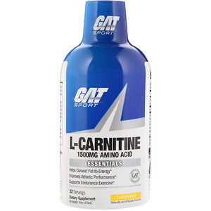 GAT Sport L-Carnitine Liquid 1500mg